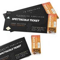 Stampa biglietti con matrice| multigrafica.net