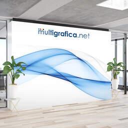 Stampa Adesivi per Pareti personalizzati | multigrafica.net
