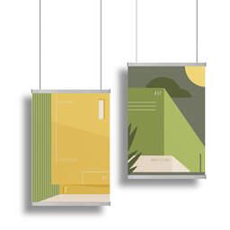 stampa digitale poster per arredamento interni | multigrafica.net