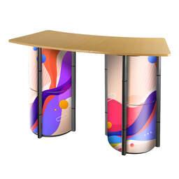 Folding Table Desk Promozionale personalizzato   multigrafica.net