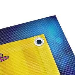 Stampa striscioni rete microforata mesh personalizzati