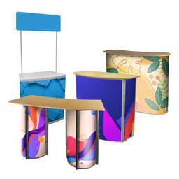 Desk Promozionali Banchi Promo personalizzati