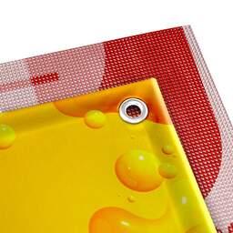 Stampa Striscioni e Rete Microforata online | multigrafica.net