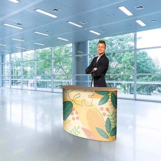 PopUp Table Desk Promozionale personalizzato
