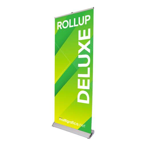 Roll Up Deluxe espostore avvolgibile | multigrafica.net