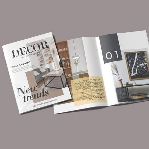 Stampa i tuoi cataloghi spillati personalizzati