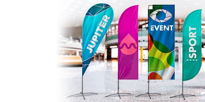 Bandiere pubblicitarie
