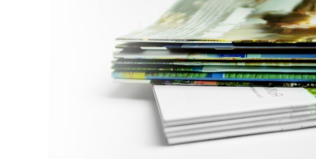 Stampa cataloghi spillati riviste e brochure