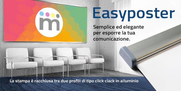 Easyposter - semplice ed elegante per esporre la tua comunicazione