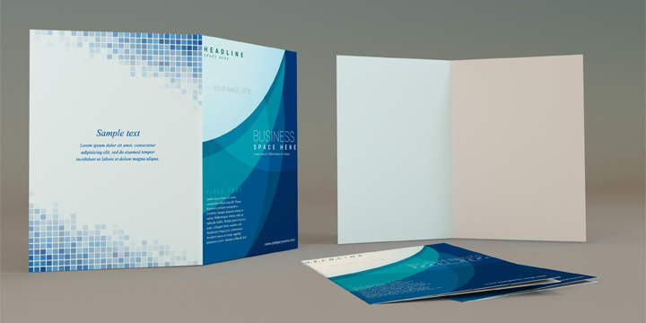 Cartelline personalizzate - Stampa online