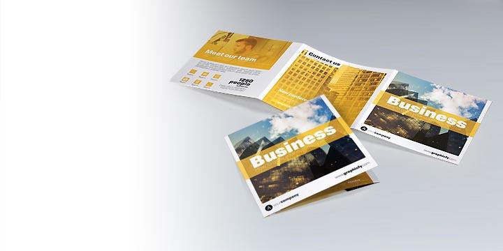 Stampa pieghevoli depliant - Offerta promoSprint