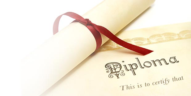 Stampa attestati diplomi pergamene online